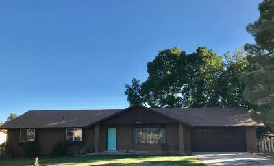 St George UT Single Family Home For Sale: $279,000