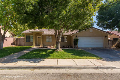 St George Single Family Home For Sale: 26 N 2750 E