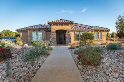 Washington Single Family Home For Sale: 523 W Washington Palms Way