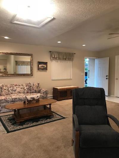 Washington Single Family Home For Sale: 180 N 1100 E #117