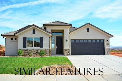 Hurricane Single Family Home For Sale: 674 N 2875 W #PP 173