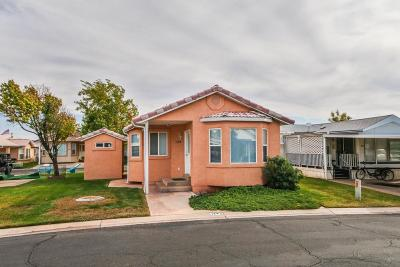 Single Family Home SOLD: 2990 E Riverside #124