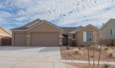 Washington Single Family Home For Sale: 302 N Sage Crest Dr