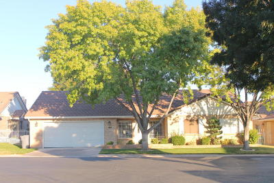 Ivins, Santa Clara, St George, Washington Condo/Townhouse For Sale: 1055 E 900 #48