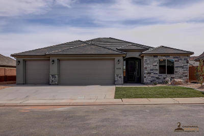 Washington Single Family Home For Sale: 4735 S Cattail Way #Lot 37