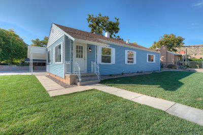 St George Single Family Home For Sale: 209 W 300 S St