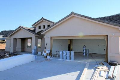 Dixie Springs Single Family Home For Sale: 2795 S 3250 W