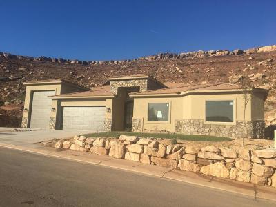 St George Single Family Home For Sale: 1198 W Kolob Dr