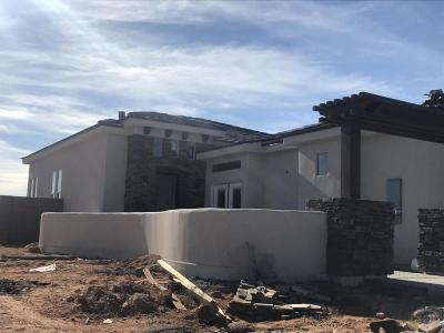 Washington Single Family Home For Sale: Lot 148 Gila Dr