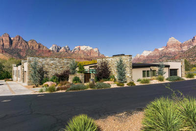 Springdale Single Family Home For Sale: 1203 Canyon Springs Rd
