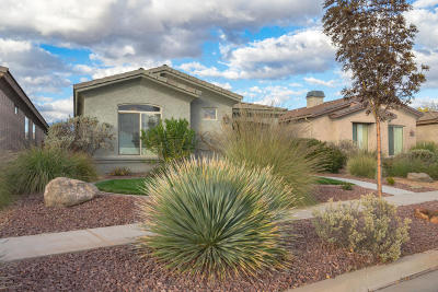 Washington Single Family Home For Sale: 3771 E Crimson Fairway