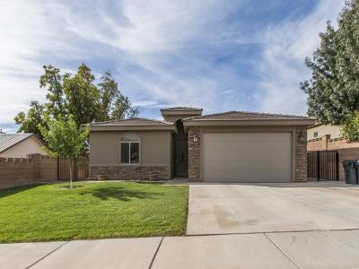 Hurricane Single Family Home For Sale: 113 N 400 W