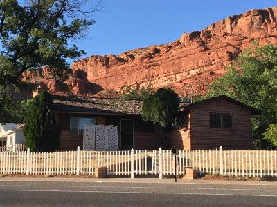 St George Single Family Home For Sale: 396 W Diagonal St
