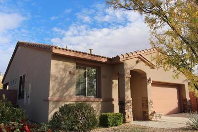 Washington Single Family Home For Sale: 3204 E Fourteen Fairway Dr