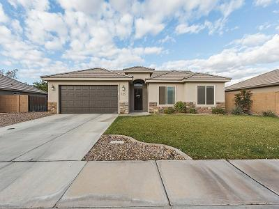 Hurricane Single Family Home For Sale: 125 N 1270 W