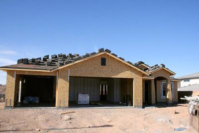 Hurricane Single Family Home For Sale: 407 N 3475 W