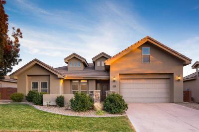 Hurricane Single Family Home For Sale: 3291 W Bonita St