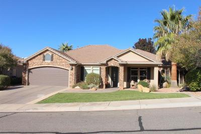 St George Single Family Home For Sale: 1278 W 10 S
