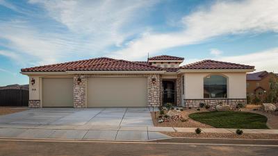 Washington Single Family Home For Sale: Lot 12 Roadrunner Ridge Dr