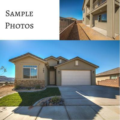 Hurricane Single Family Home For Sale: 335 N 815 W