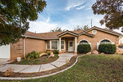 Washington Single Family Home For Sale: 2329 S Colina Vista Dr