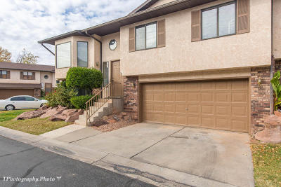 St George Condo/Townhouse For Sale: 370 S Valley View #6