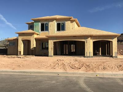 St George Single Family Home For Sale: 3835 S 2640 E