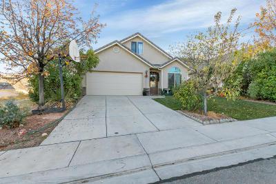 Hurricane Single Family Home For Sale: 31 W 1060 N