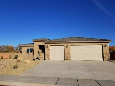 St George Single Family Home For Sale: 2705 E 430 N