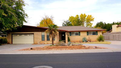 Santa Clara Single Family Home For Sale: 2536 W Crestview