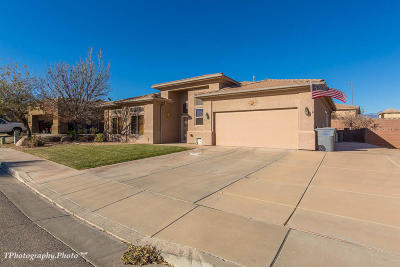 St George Single Family Home For Sale: 2253 E 200 S