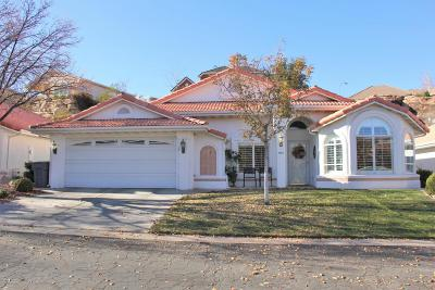 St George UT Single Family Home For Sale: $279,900