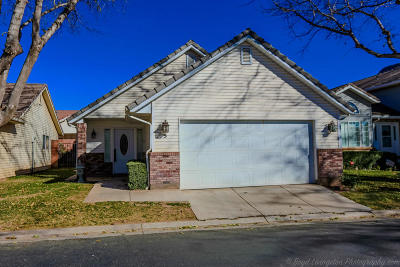 St George UT Condo/Townhouse For Sale: $225,000