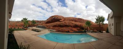 St George UT Single Family Home For Sale: $859,900