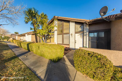 St George UT Condo/Townhouse For Sale: $129,900