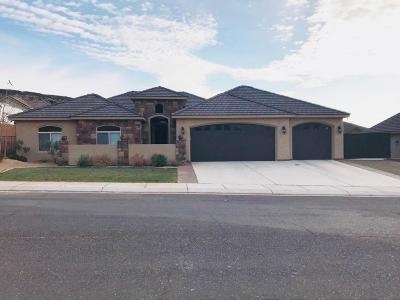Hurricane Single Family Home For Sale: 3241 W 2610 S