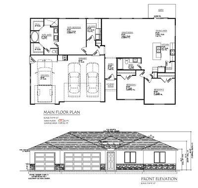 Santa Clara Single Family Home For Sale: Lot #14 Harmony Way
