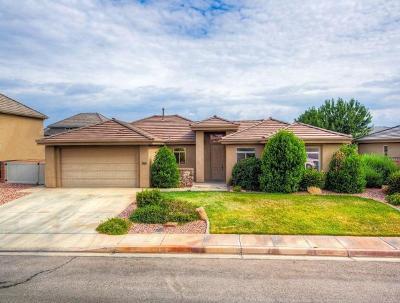 Washington Single Family Home For Sale: 366 W Clover