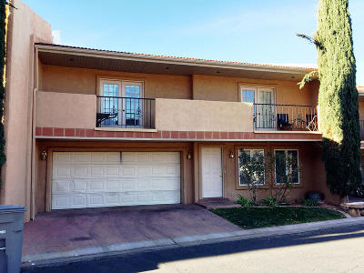St George UT Condo/Townhouse For Sale: $185,000