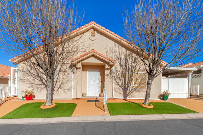 Washington UT Single Family Home For Sale: $195,000