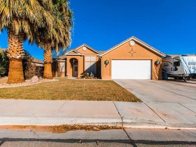 St George Single Family Home For Sale: 2297 E 440 N Cir