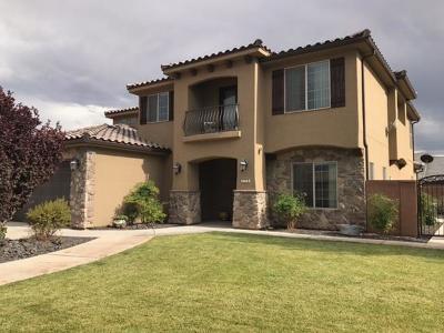 Washington Single Family Home For Sale: 320 E 1575 S