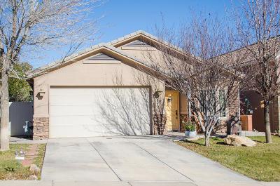 Hurricane Single Family Home For Sale: 30 W 1125 N