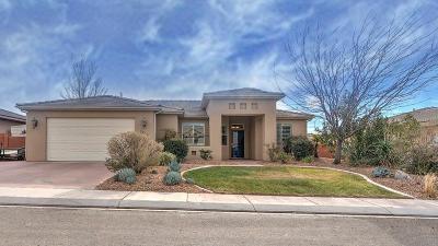 Hurricane Single Family Home For Sale: 3323 W Palomar