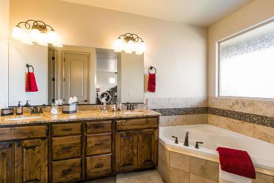 Washington Single Family Home For Sale: Lot 4 Roadrunner Ridge Dr