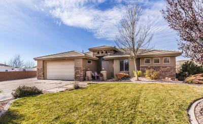 Hurricane Single Family Home For Sale: 3278 W Palomar