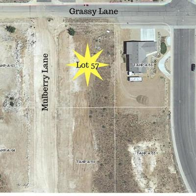 Toquerville Residential Lots & Land For Sale: 1045 S Mulberry Dr