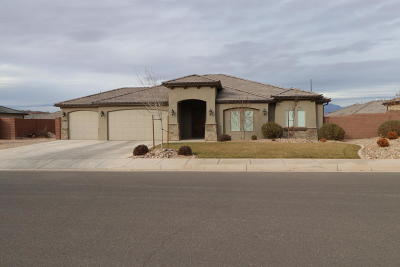 St George Single Family Home For Sale: 2949 E 3150 S