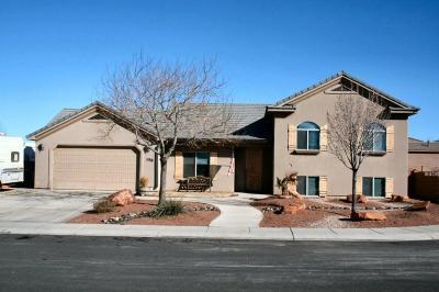 Hurricane Single Family Home For Sale: 358 N 3260 W