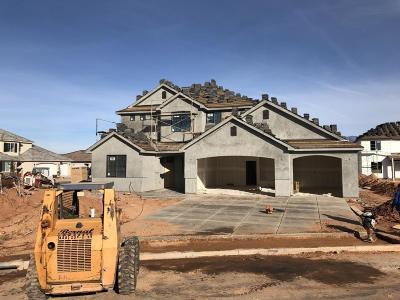 Washington Single Family Home For Sale: 341 E Treasure Valley Rd